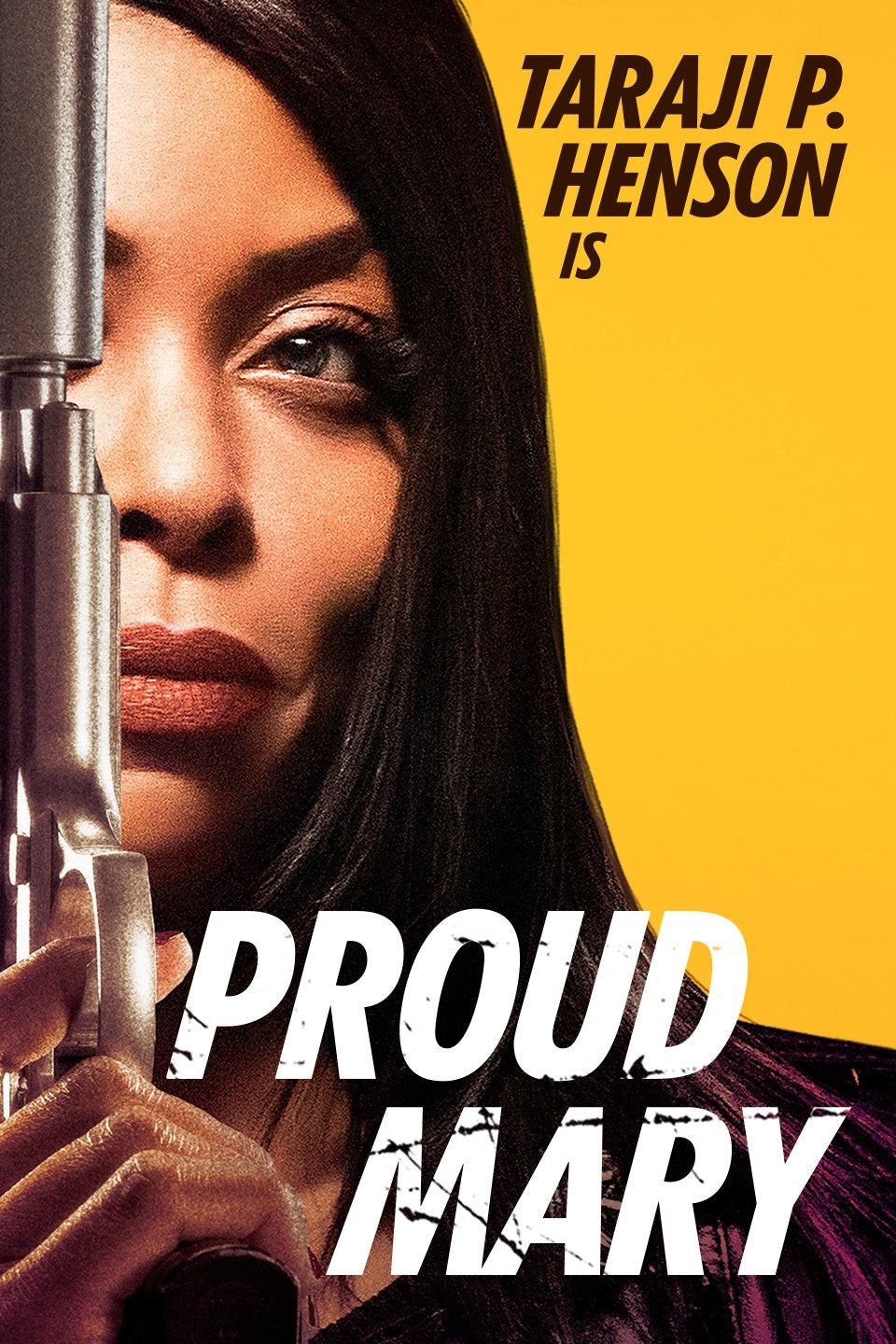 Proud Mary (2018) Vudu or Movies Anywhere HD code