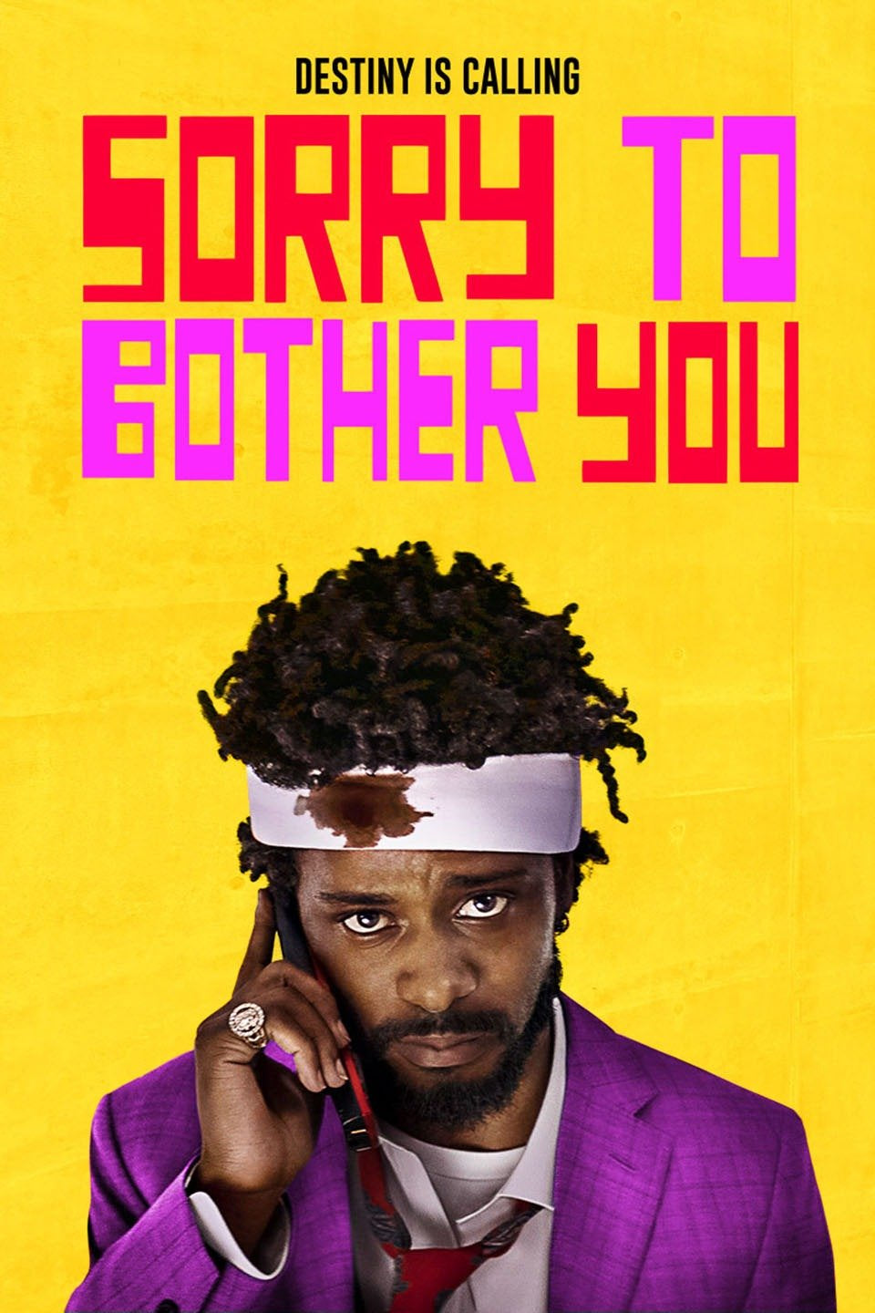 Sorry To Bother You (2018) Vudu or Movies Anywhere HD code