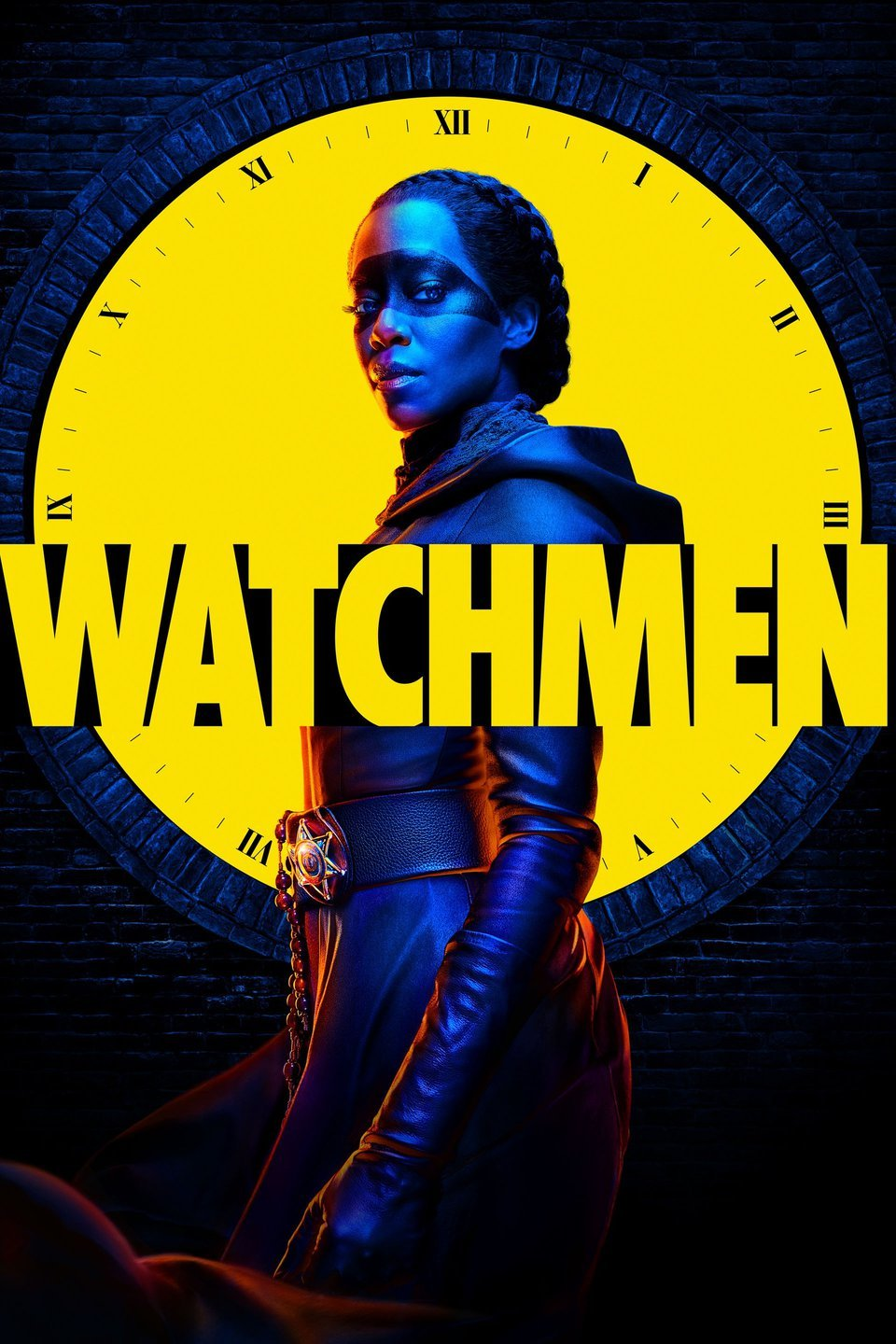 Watchmen: The Complete First Season (2019) Vudu HD code