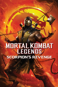Mortal Kombat Legends: Scorpion's Revenge (2020) Vudu or Movies Anywhere HD code