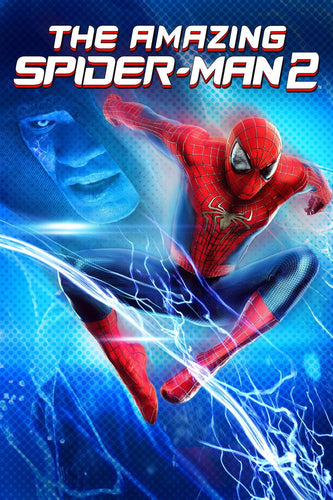 The Amazing Spider-Man 2 (2014) Vudu or Movies Anywhere HD code