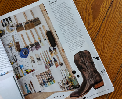 Austin Monthly Features Chisos