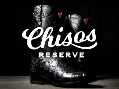 Chisos Launches Boots from Wild-Harvested Texas Alligator