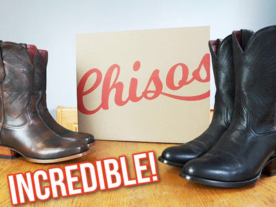 Perfect Blend of Old and New: Chisos Boots Review
