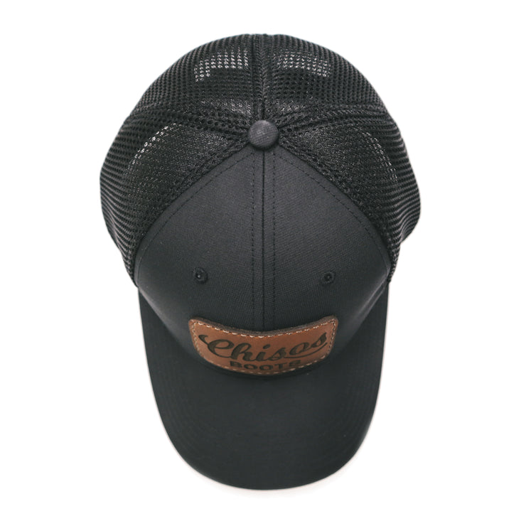 Athletic Mesh Trucker