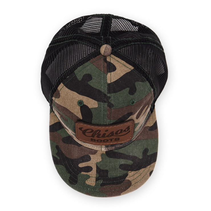 Camo Relaxed Trucker