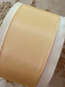 Vintage Ribbon by the Roll - Taffeta Ribbon in Four Colors