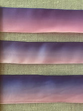Load image into Gallery viewer, Lavender/Pink Ombre Ribbons
