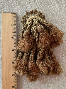 Antique French Silk Tassels