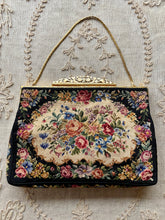 Load image into Gallery viewer, Very Fine Micro Petit point Handbag