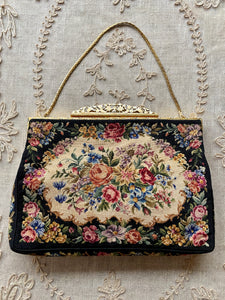 Very Fine Micro Petit point Handbag
