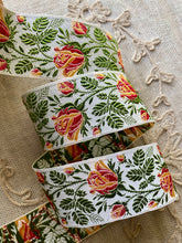 Load image into Gallery viewer, Vintage Roses & Buds Ribbons