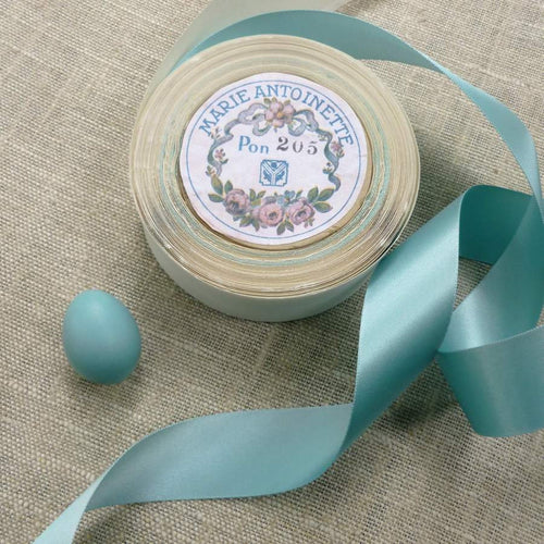 Vintage Ribbon by the Roll - Double Faced Satin Ribbon