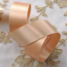 Load image into Gallery viewer, Vintage Ribbon by the Roll - Double Faced Satin Ribbon