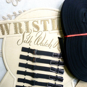 Wrist Watch and Jewelry Ribbon