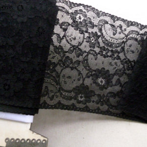 French Floral Net Lace
