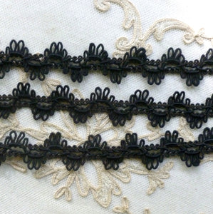 Scalloped Cord Trim