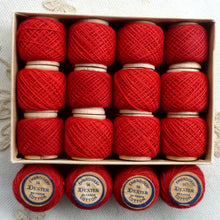 Load image into Gallery viewer, Genuine Turkey Red Embroidery Thread