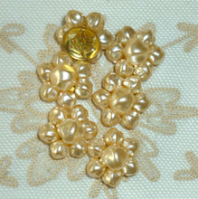 Load image into Gallery viewer, Vintage Glass Beaded Embellishments