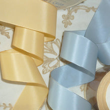 Load image into Gallery viewer, Vintage Ribbon by the Roll - Taffeta Ribbon in Four Colors