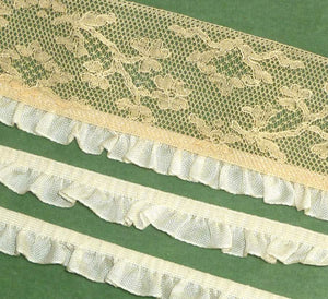 French Muslin Ruffles