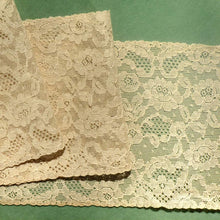 Load image into Gallery viewer, Antique French Alencon Style Lace Decorative Fillings
