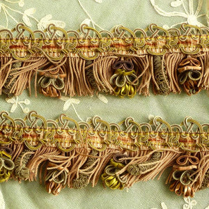 Antique French Passementerie