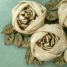 Load image into Gallery viewer, Antique French Ribbons, Rose