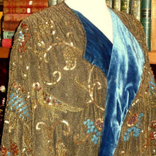 Load image into Gallery viewer, Antique 1920's Couture Quality Evening Coat