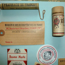 Load image into Gallery viewer, Antique French Pharmacy Collection