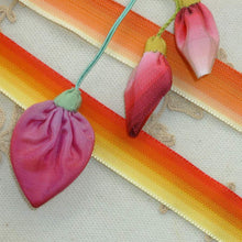 Load image into Gallery viewer, Vintage Ombre Grosgrain for Flowers and Buds