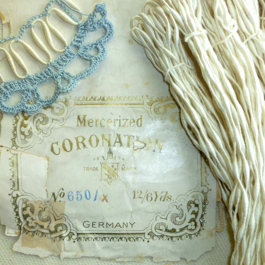 Antique Coronation Cord