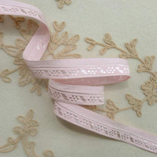 Load image into Gallery viewer, Vintage Pink Lingerie/Corset Trim