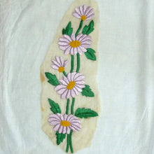 Load image into Gallery viewer, Vintage Hand Embroidered Designer Appliques