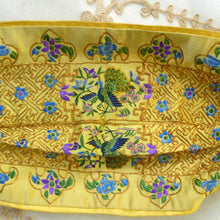 Load image into Gallery viewer, Antique Silk & Gold Work Embroidered Sash