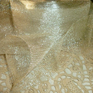 Very Fine Gold Silver  Colors METAL NET