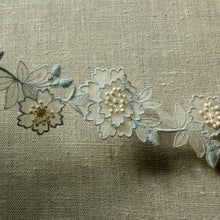 Load image into Gallery viewer, Vintage Woven Lace French Knots for Flower Centers