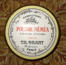 Load image into Gallery viewer, Antique 19th Century Paris Flea Market Powder Box