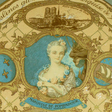 Load image into Gallery viewer, Chocolaterie P. Haeffelé & Cie Antique French Praline Tin