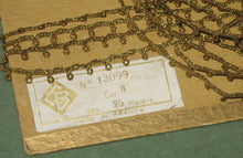 Load image into Gallery viewer, Antique French Gold Metal Picot Trim
