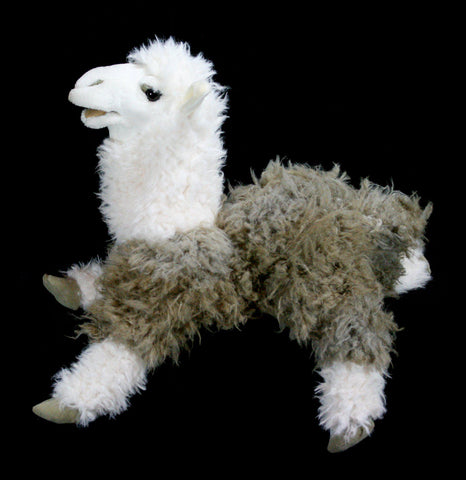 Alpaca Puppet-Toys-Folkmanis, Inc-PaxtonGate