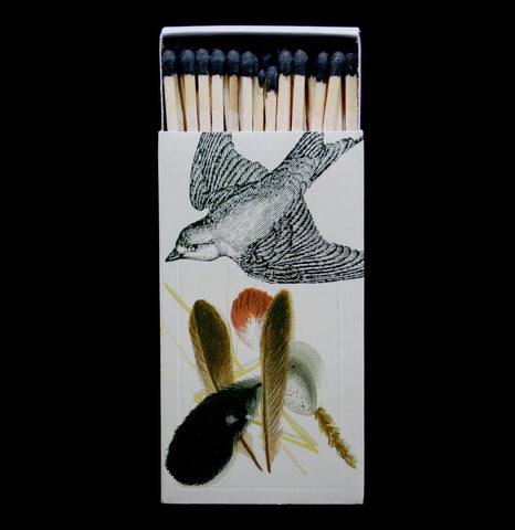 Sparrows & Specimens Matches-AccessMisc-Hom Art-PaxtonGate