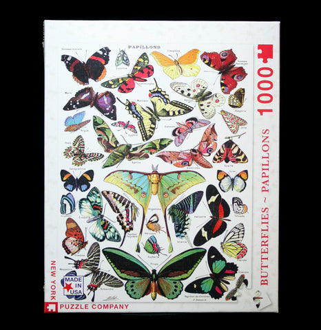 Butterflies Puzzle-Puzzles-NY Puzzle Co.-PaxtonGate