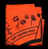 Survival Nature Facts Bandana-Accessory-The Printed Image-PaxtonGate