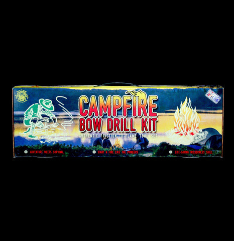 Campfire Bow Drill Kit - PaxtonGate