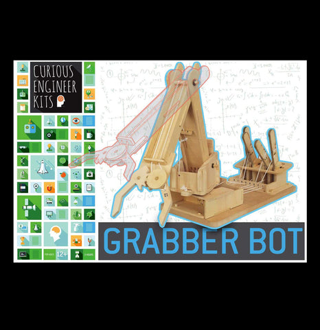 Curious Engineer: Grabber Bot-Science-Copernicus-PaxtonGate