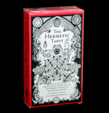 Hermetic Tarot Deck-Cards-U.S. Game Systems, Inc.-PaxtonGate