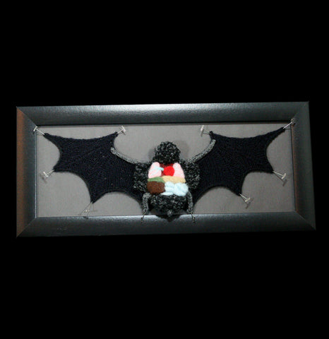 Knitted Bat Dissection-Craft-Crafty Hedgehog-PaxtonGate