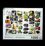 Minerals & Gems Puzzle-Puzzles-NY Puzzle Co.-PaxtonGate