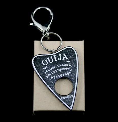 Resin Planchette Keychain-Necklaces-Iamsonotcool-PaxtonGate